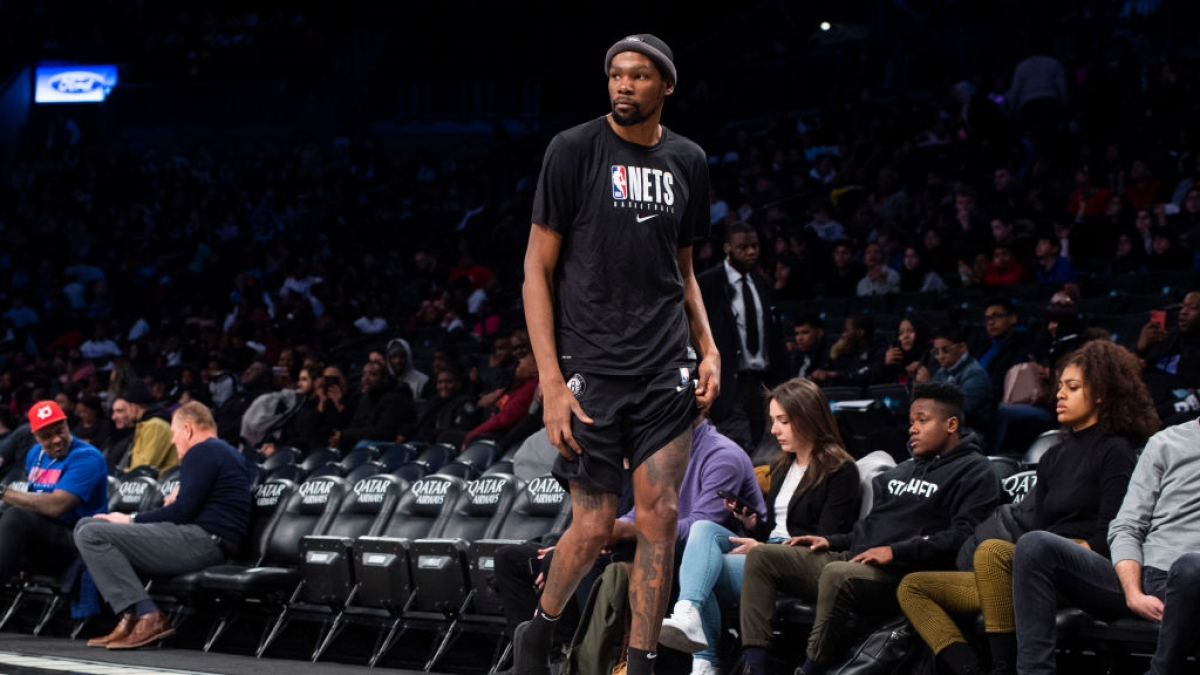 Coronavirus updates: Brooklyn Nets' Kevin Durant and three others test positive for COVID-19
