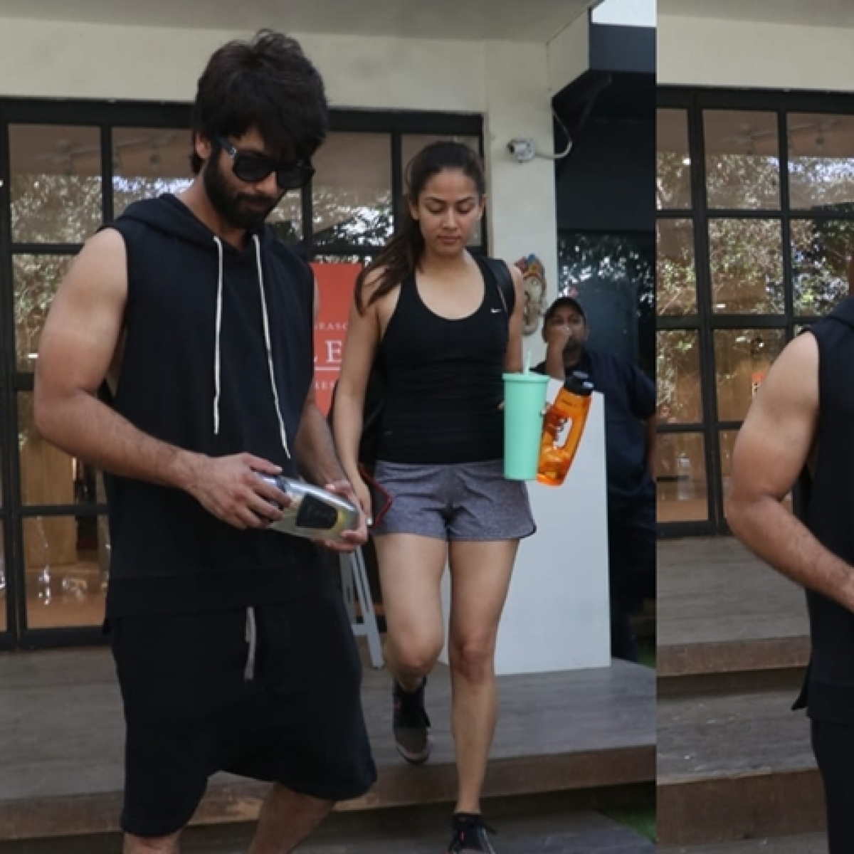 Too cool to follow rules? Amid coronavirus outbreak, Shahid and Mira Kapoor visit gym despite state govt ban