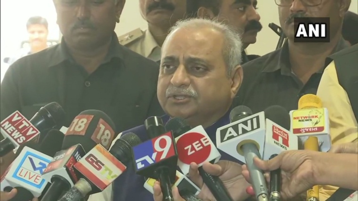 Day after 4 Cong MLAs resign, Guj Dy CM Nitin Patel predicts two more may leave