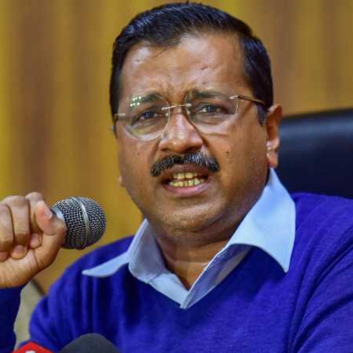 Online services for essential goods to be allowed: CM Arvind Kejriwal
