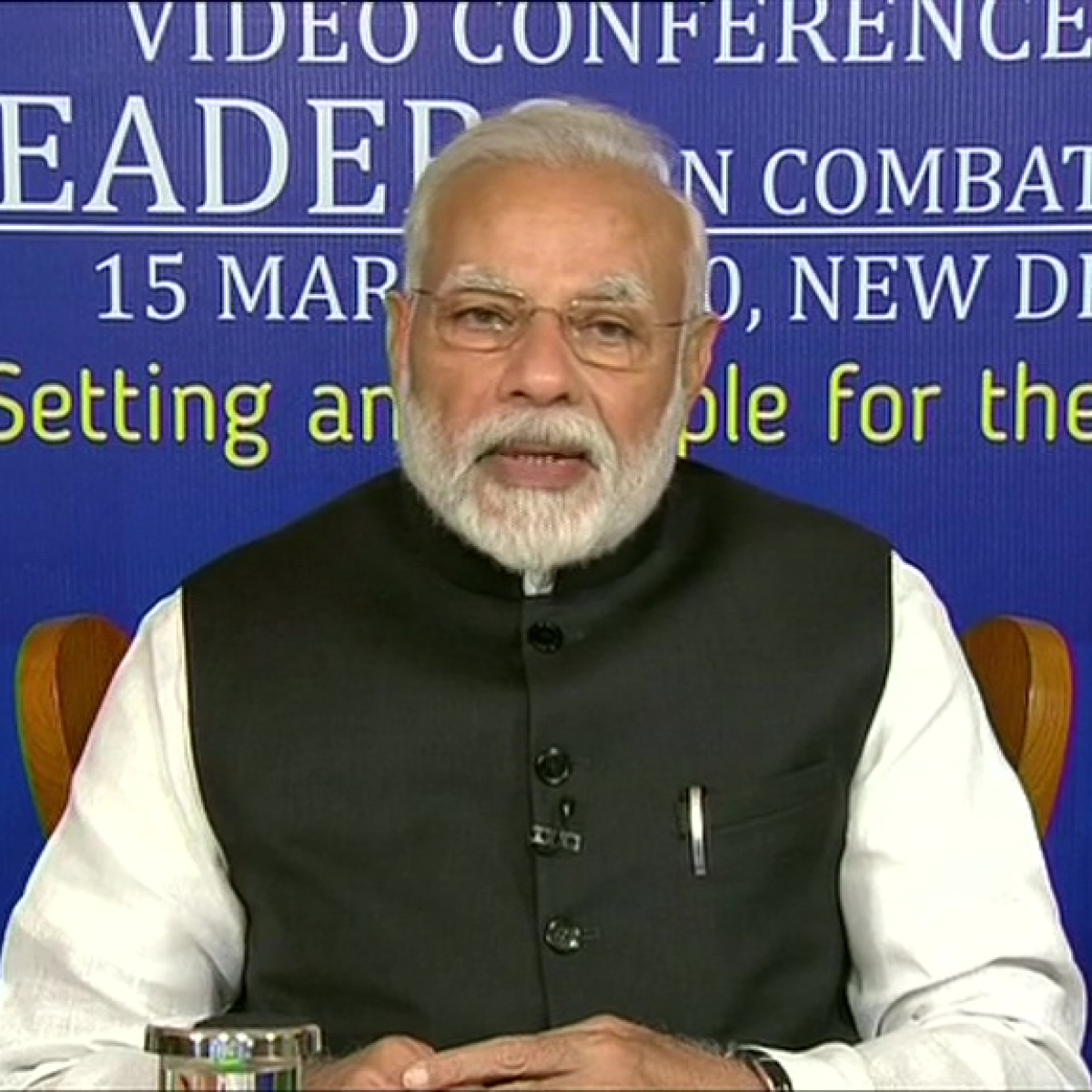 Coronavirus outbreak in India: Pandemic another opportunity for PM Modi to set an example