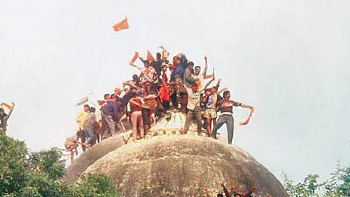 The Babri Demolition