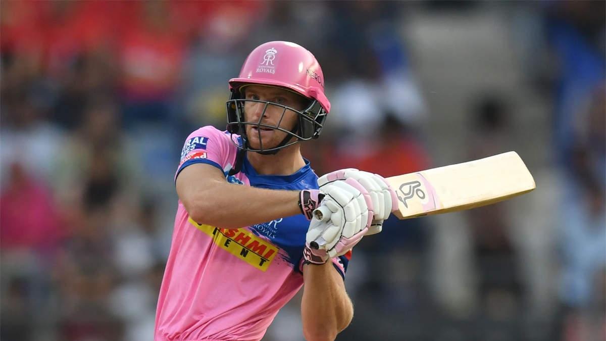 Rajasthan Royals wicketkeeper-batsman Jos Buttler