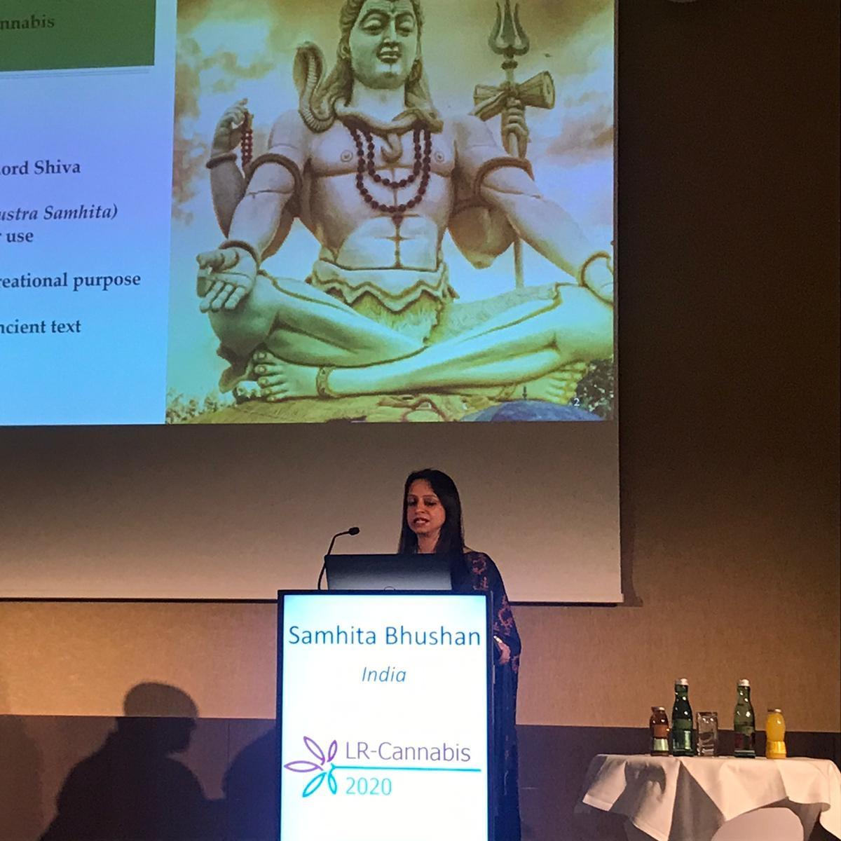 Use of cannabis needed in India: Dr Samahita Bhushan