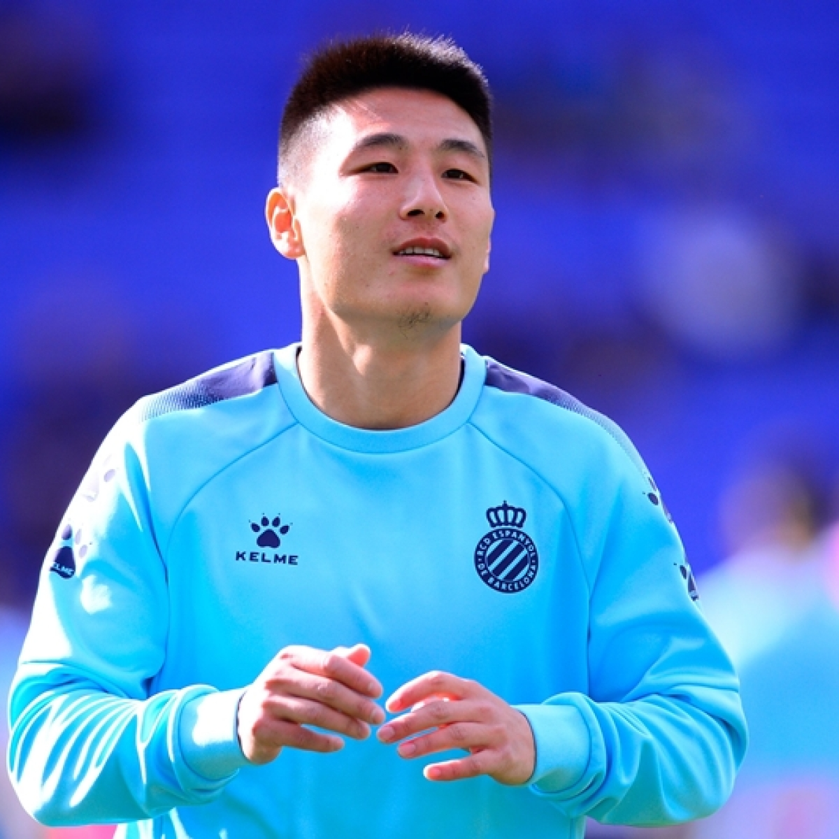 RCD Espanyol's Wu Lei becomes first Chinese footballer to test positive for coronavirus in Spain