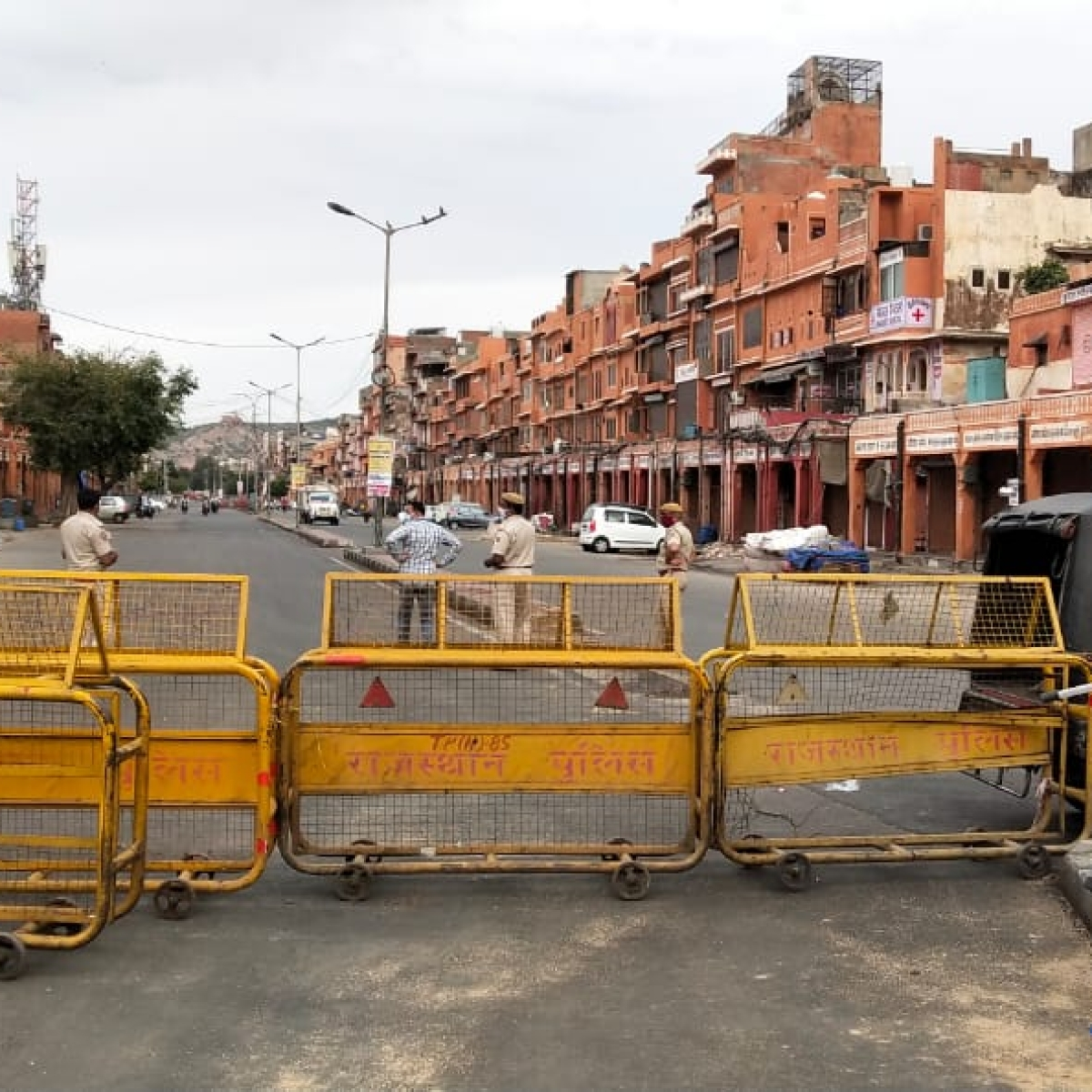 Coronavirus in Rajasthan: Bhilwara under curfew, shutdown from April 3