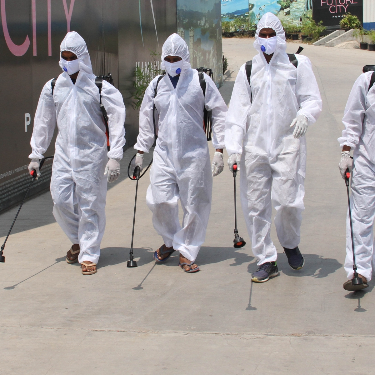 Coronavirus in Mumbai: Many contractual fire brigade staffers of Mira Bhayandar Municipal Corporation have not been paid for three months