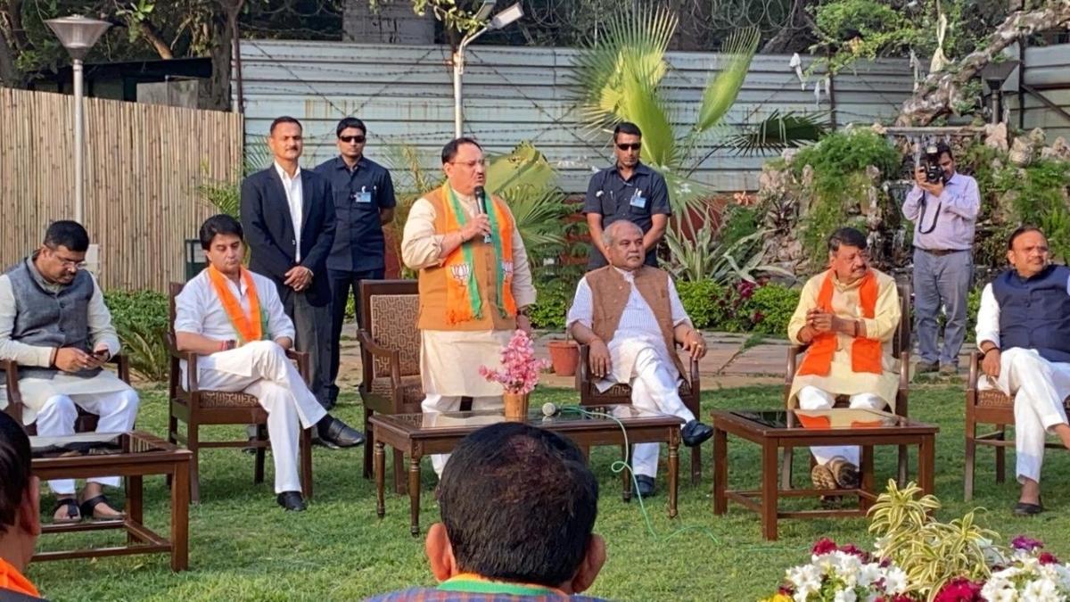 Madhya Pradesh political crisis: After Kamal Nath's resignation, 22 rebel Congress MLAs now join BJP