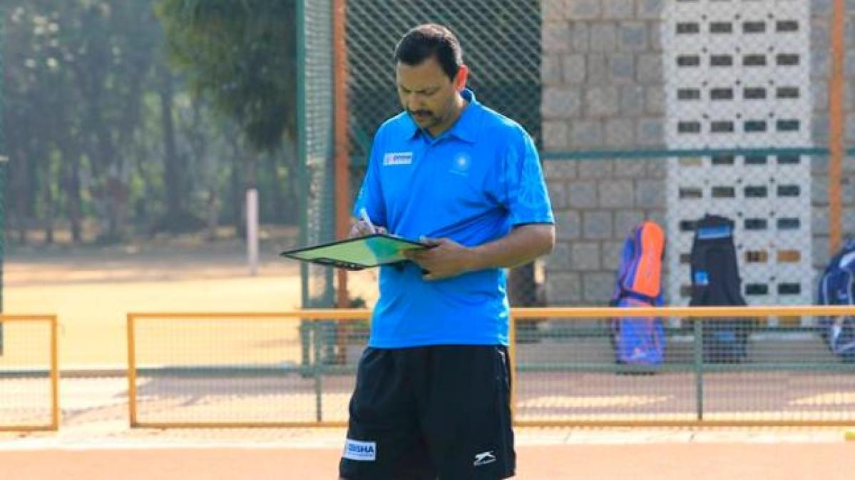 Former India hockey coach Harendra Singh