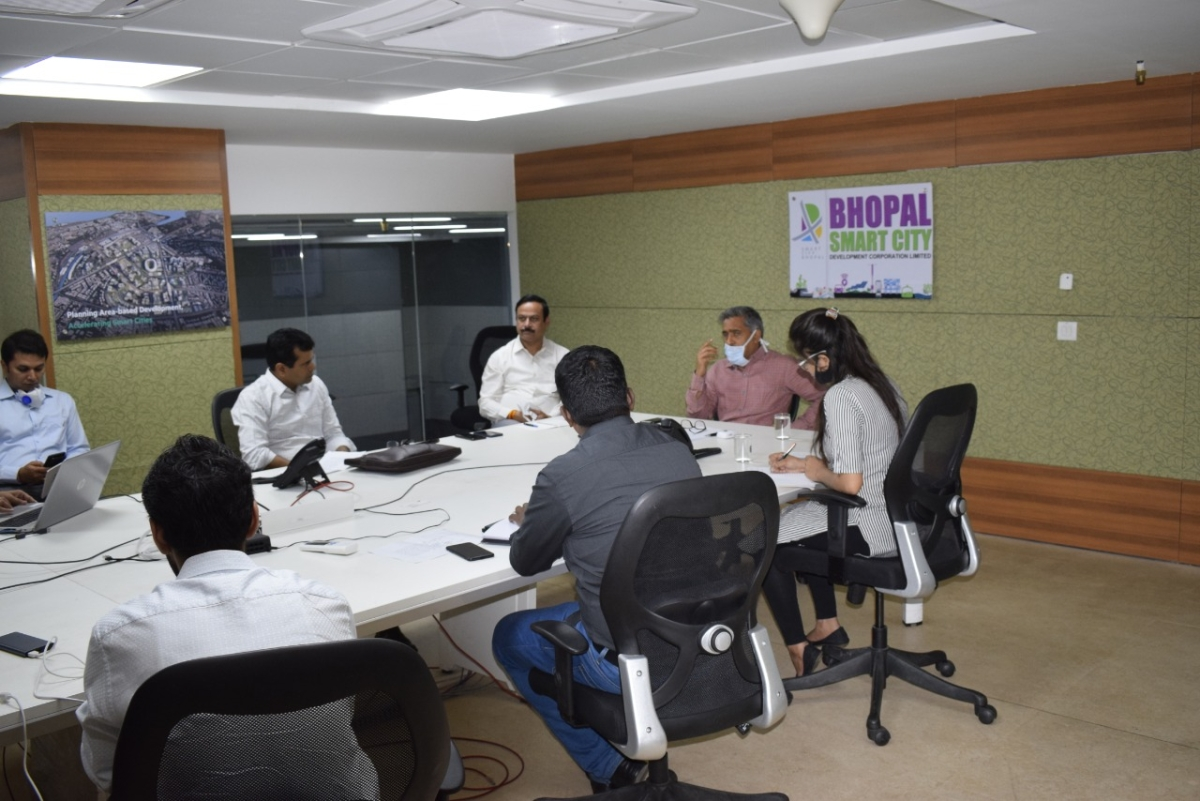 Bhopal: BSCDCL to issue e-pass to stranded residents