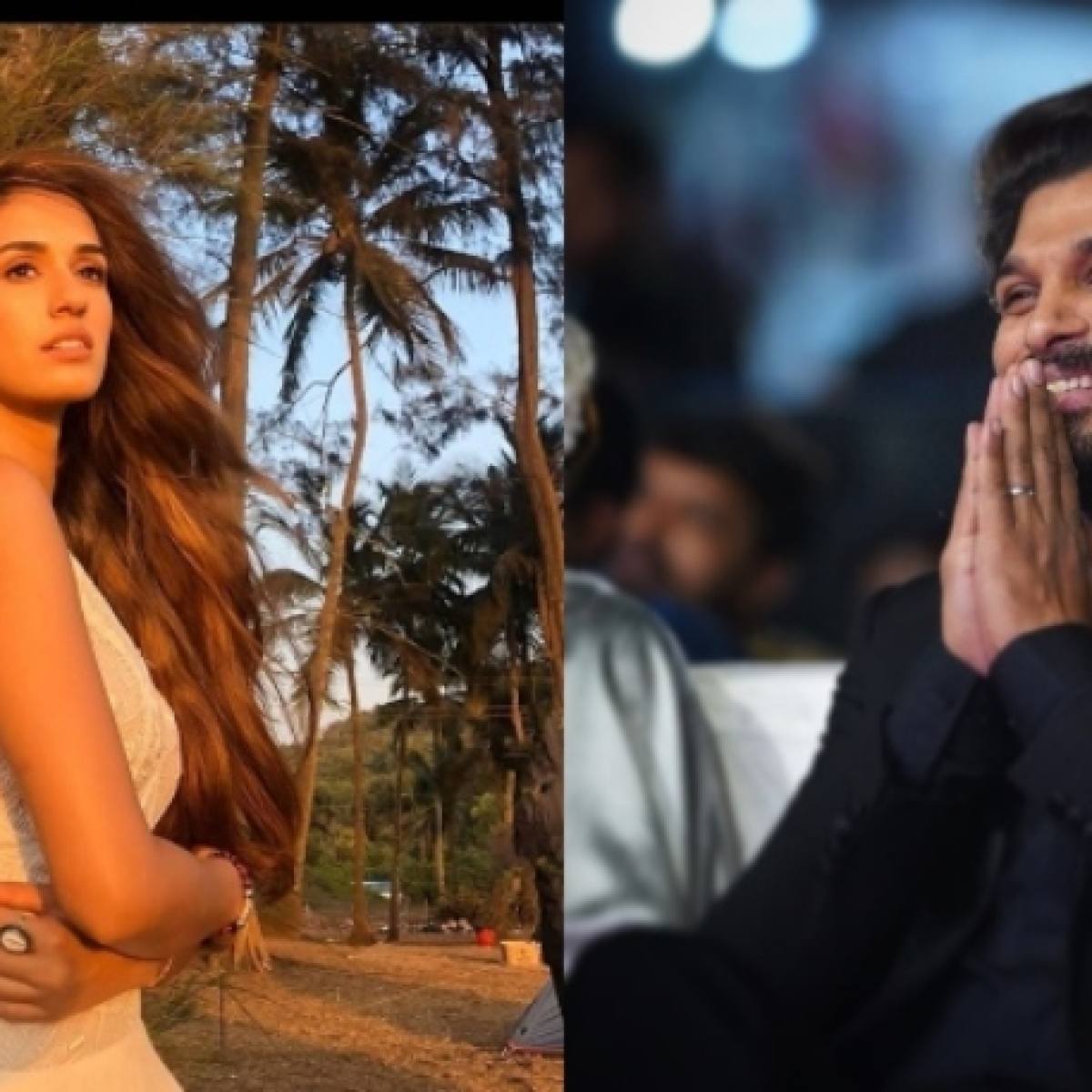 'How does he do it?': Disha Patani is in awe of Allu Arjun's dance moves