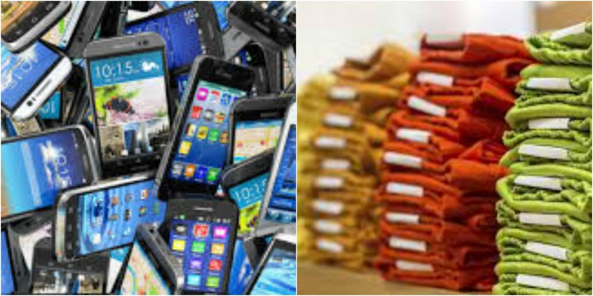 Cellphones, garments to go costlier?