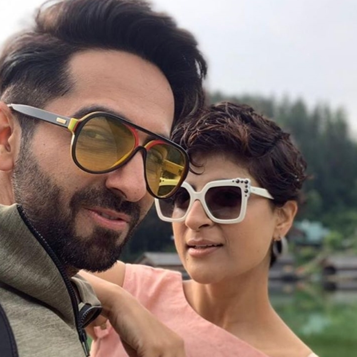 'We were preparing for our board exams, at 1.48 AM I'd confessed my feelings': Ayushmann on 19 years with Tahira