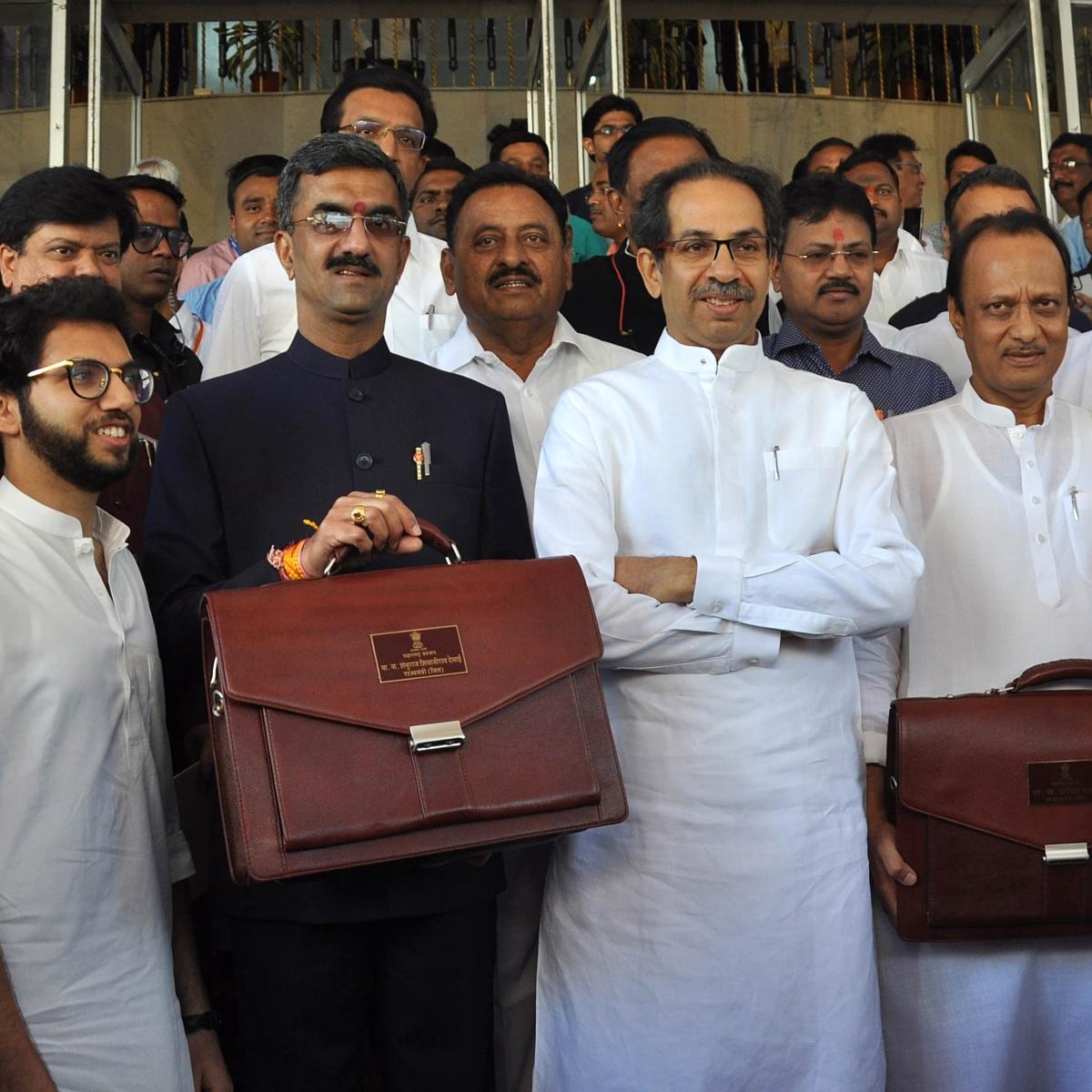 Maharashtra CM Uddhav Thackeray to file nomination for state legislative council at 12 noon