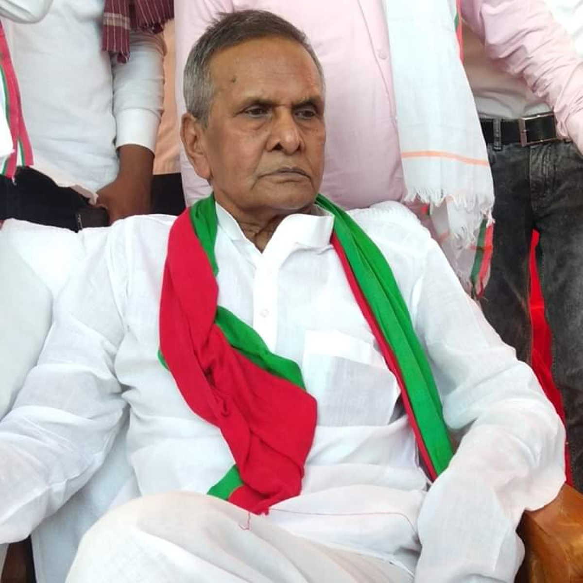 Former Union Minister and Samajwadi MP Beni Prasad Verma passes away