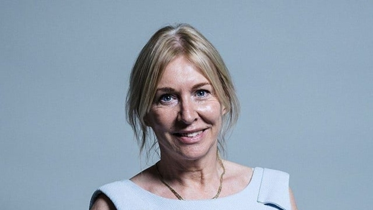 UK Health Minister Nadine Dorries