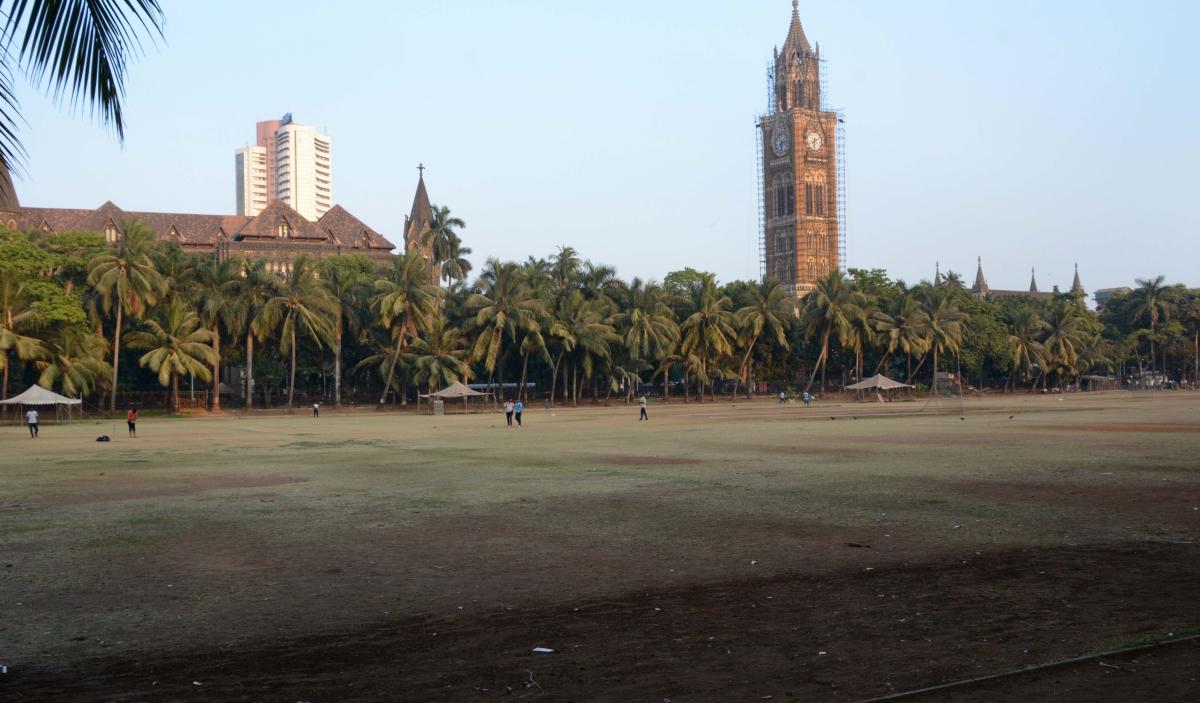 Oval Ground