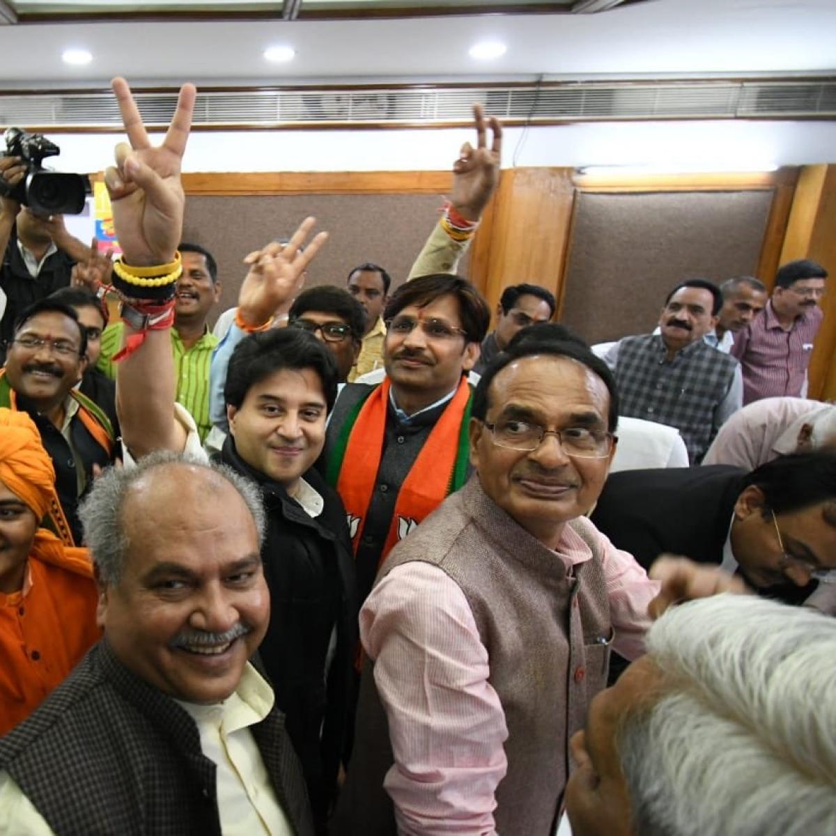 Madhya Pradesh: BJP Rajya Sabha nominee Sumer Singh's resignation accepted