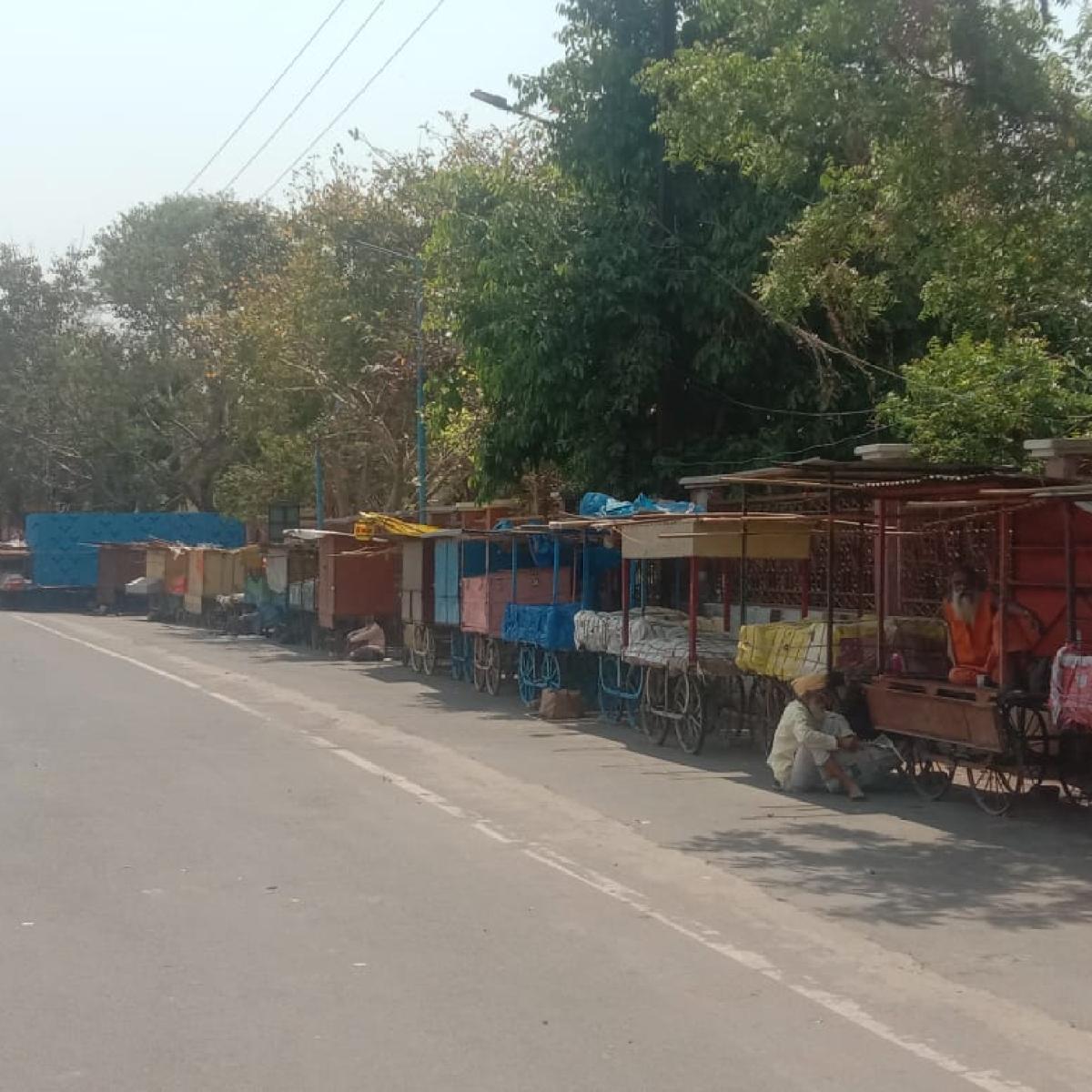 Coronavirus Lockdown: Ujjain handcart street vendors demand ration and eatables