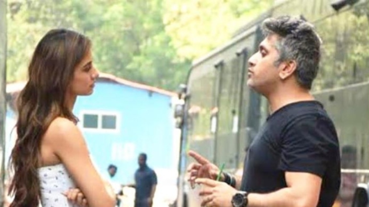 'Happy b'day to one of the most amazing directors': Disha Patani's special birthday note for Mohit Suri