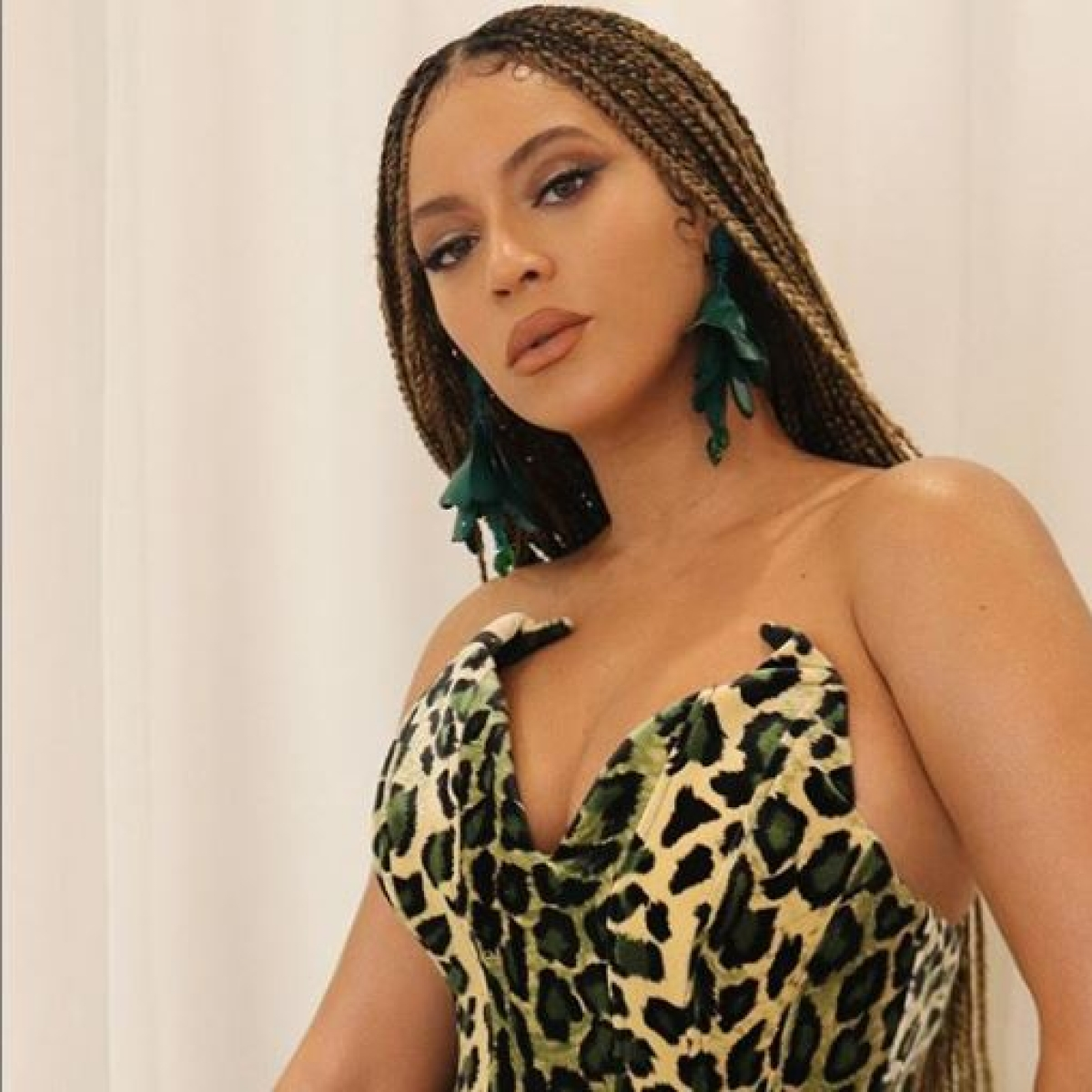 Beyonce highlights disproportionately high death rates of people of colour from coronavirus in the US