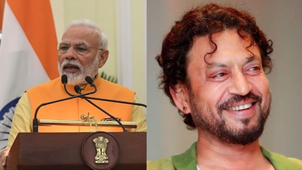 Irrfan Khan's demise is a loss to the world of cinema and theatre: PM Narendra Modi mourns actor's death