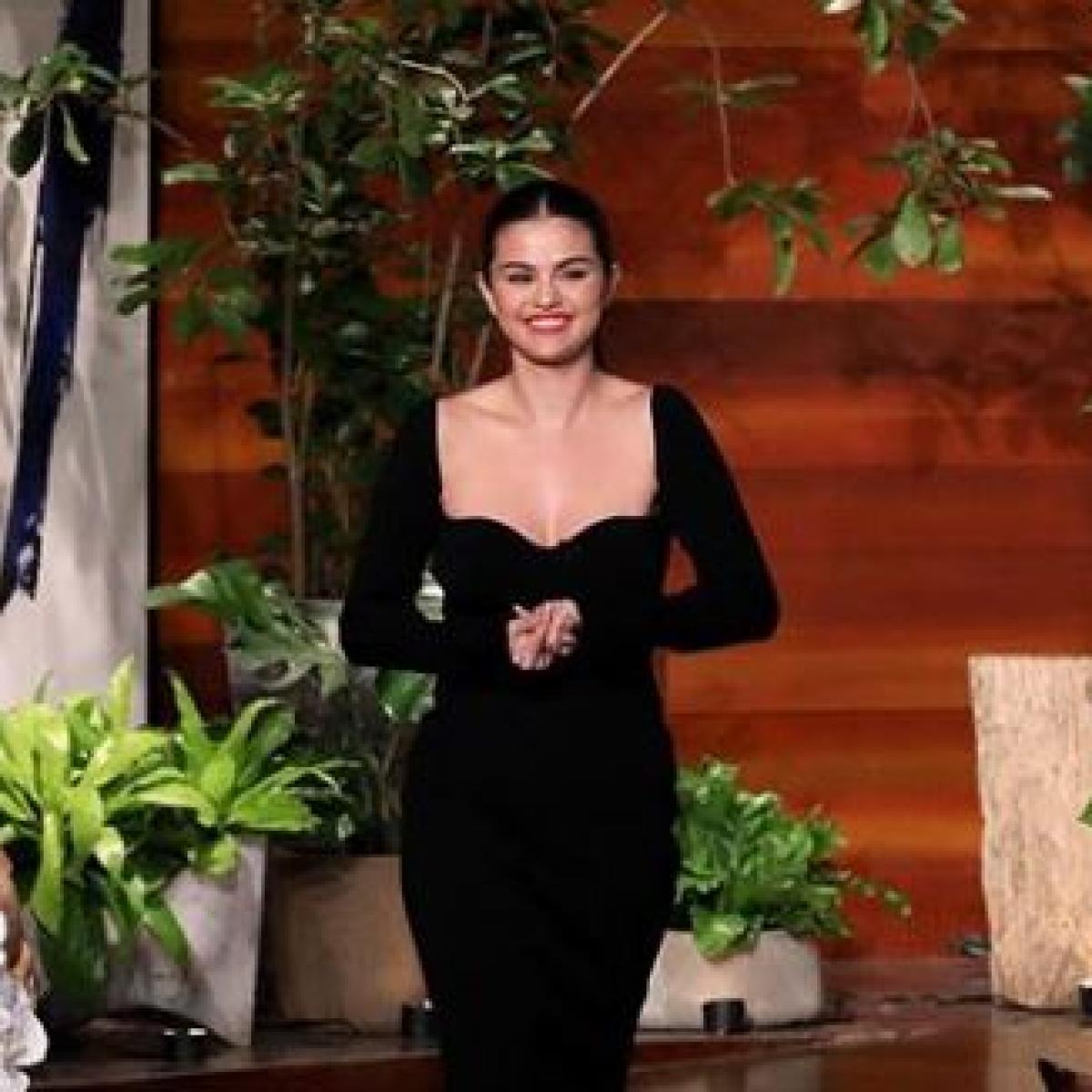Selena Gomez to give part of album sales to coronavirus relief fund