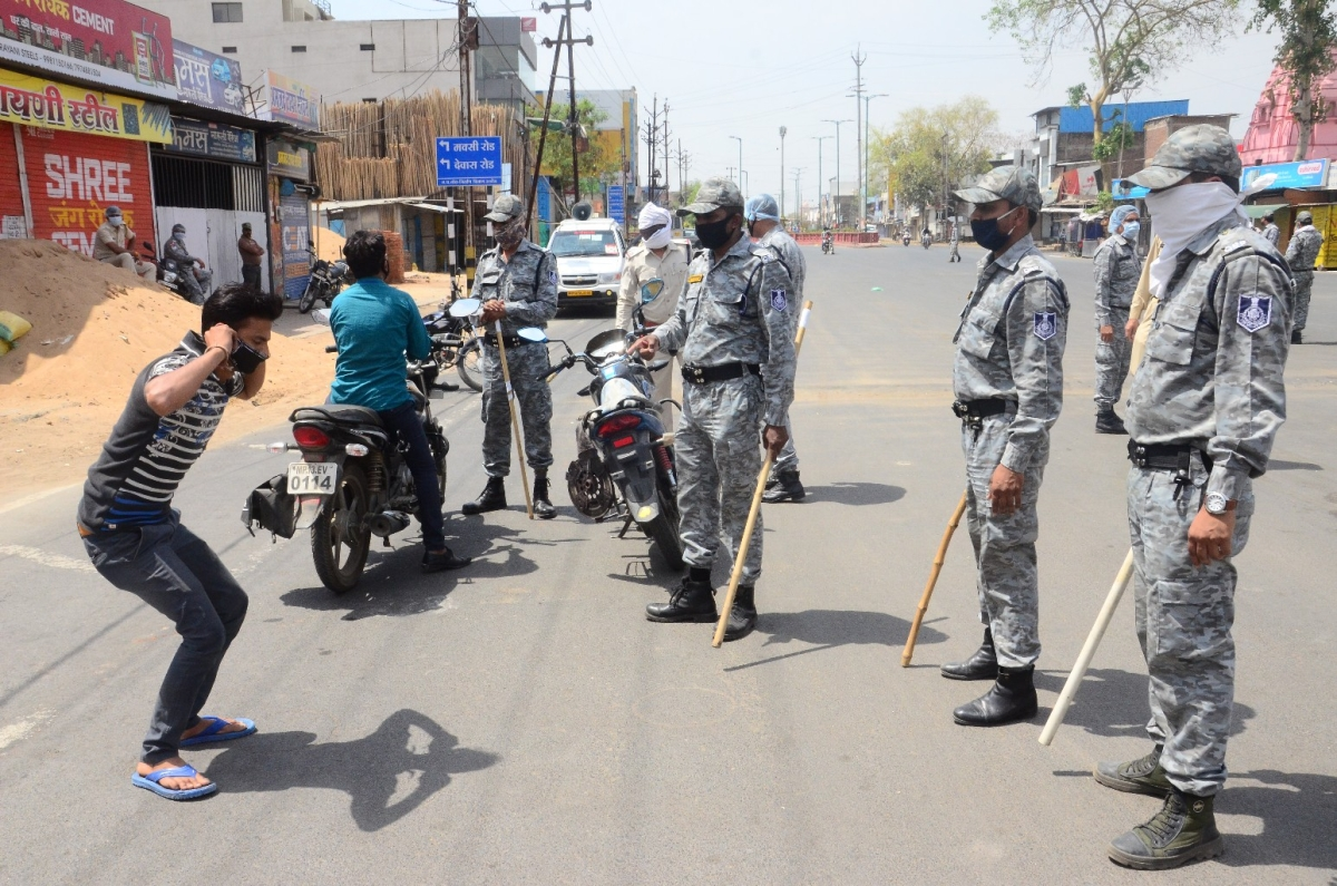 Four SRPF jawans recover from COVID-19 in Jalna