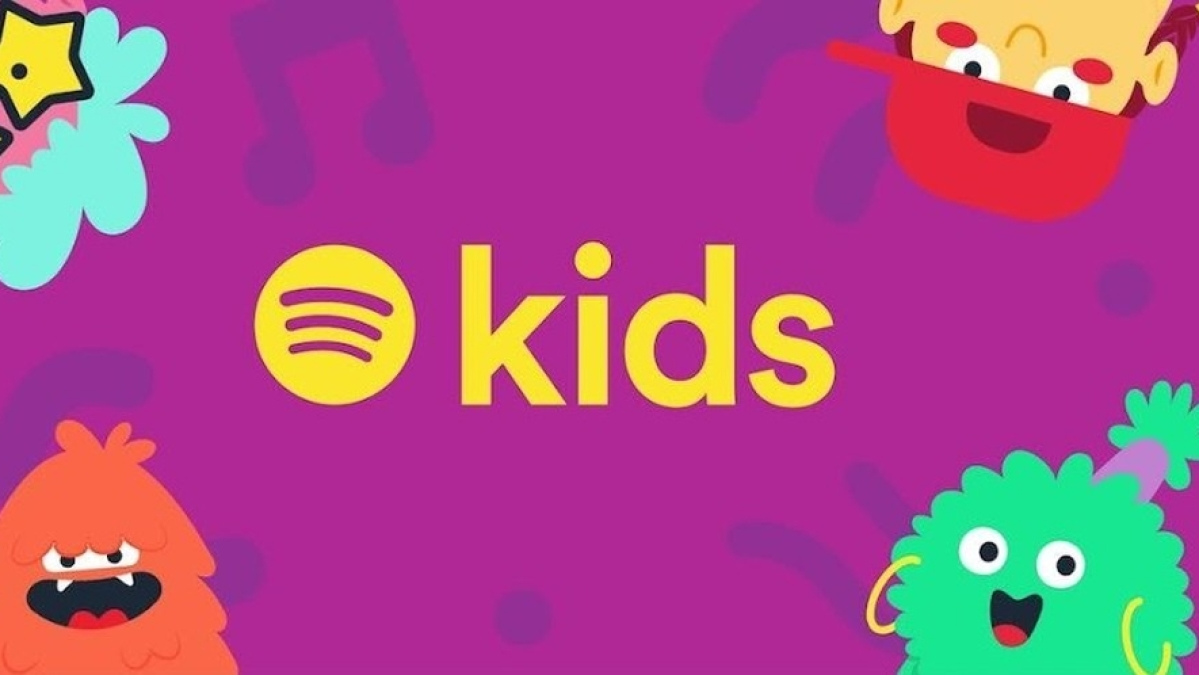 Spotify Kids arrives in the US, Canada, France