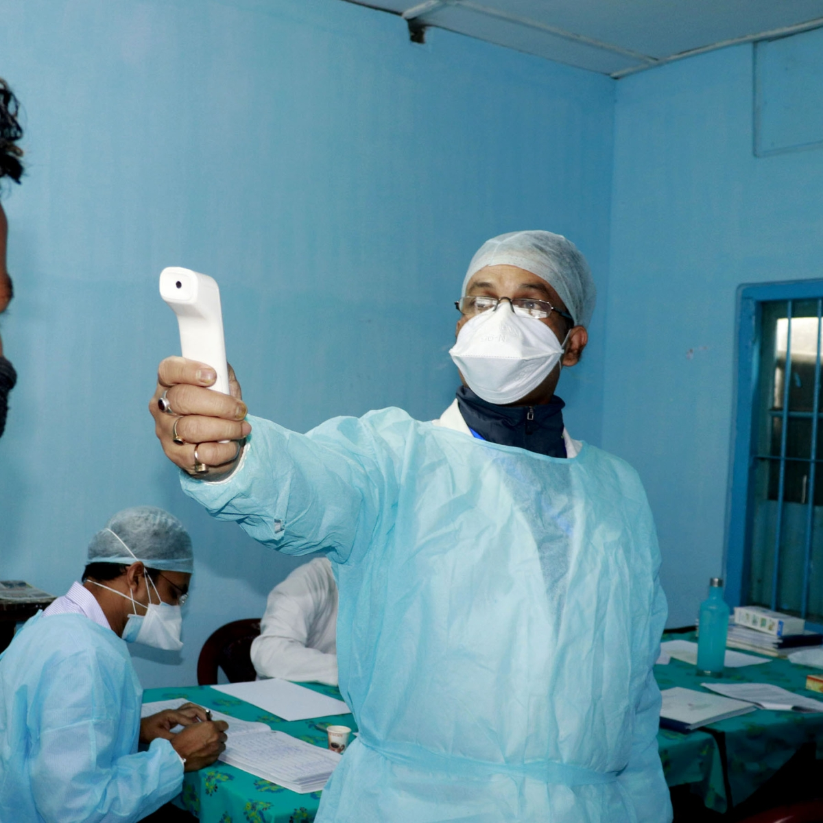 Mumbai: COVID- 19 positive patient from Bhiwandi who fled from Nair hospital, readmitted