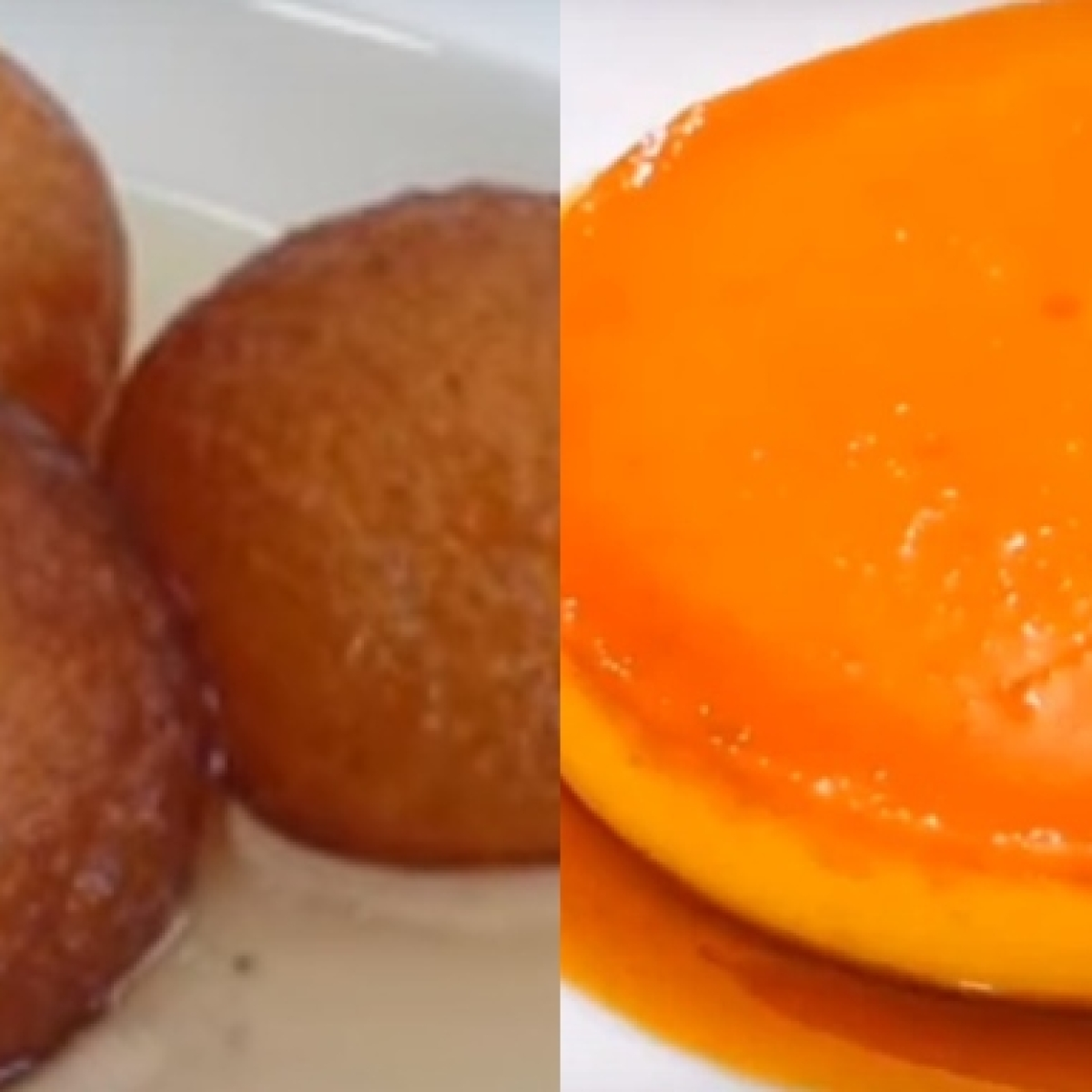 Satiate sweet cravings with easy to make Gulab Jamun, Caramel Pudding, Cookies and more