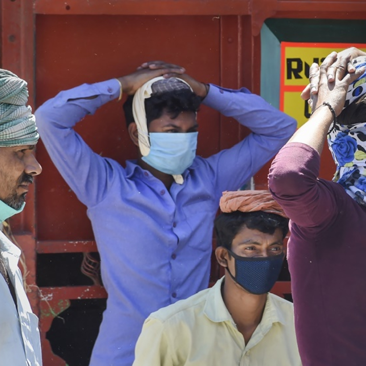 Coronavirus update: 896 cases, 37 deaths in  24 hours --  India records largest single day rise