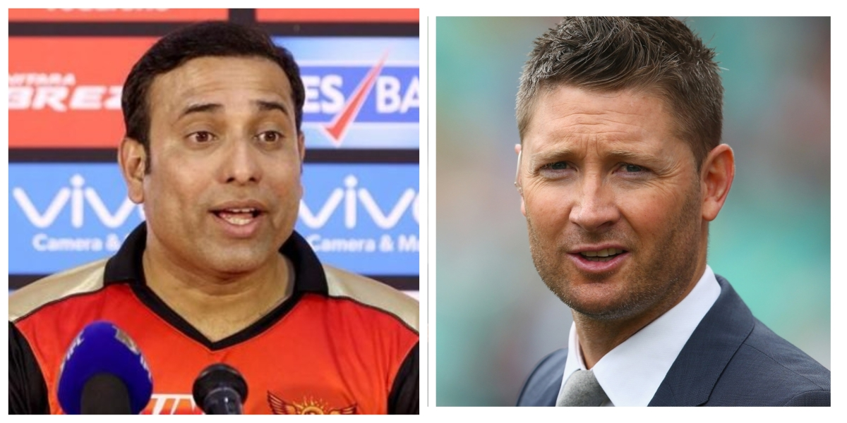 VVS Laxman takes a dig at Michael Clarke, says being nice to someone doesn't get you a place in IPL