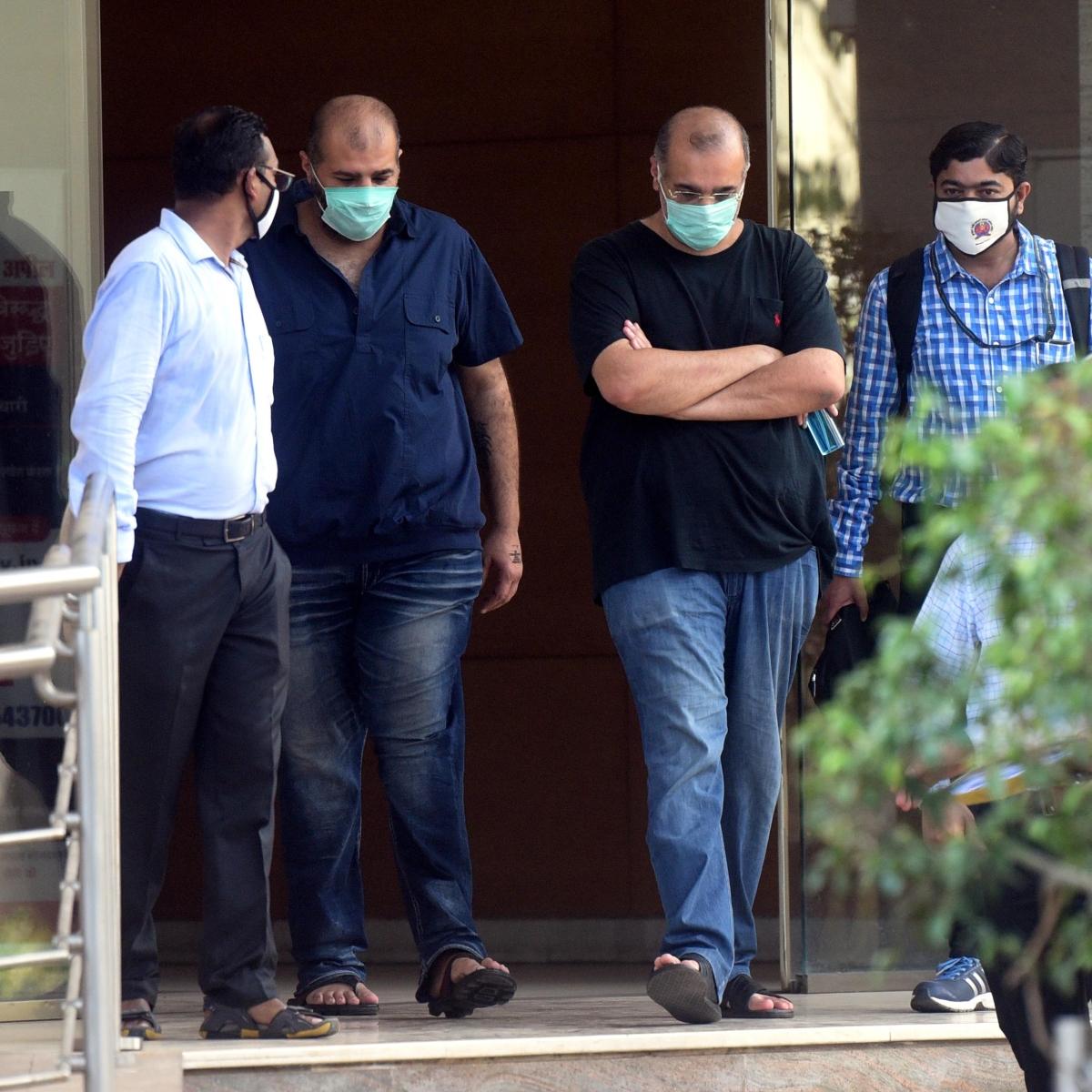 Mumbai: Wadhawan brothers sent to CBI custody till April 29; Special court declines bail plea