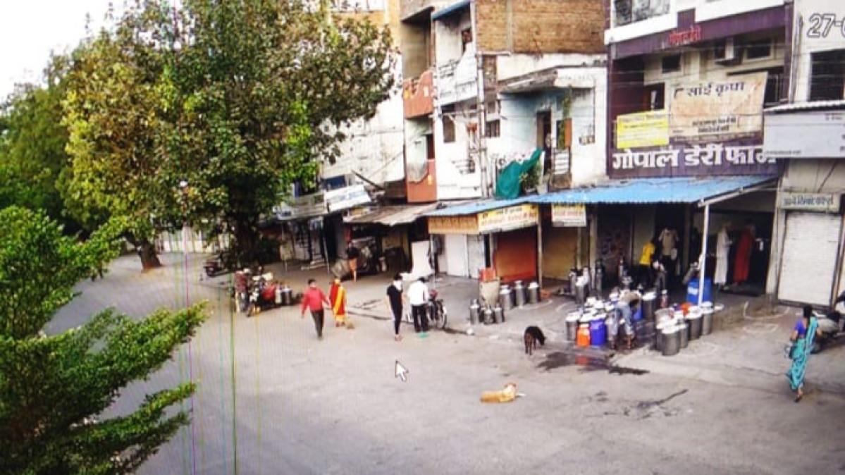 Indore: CCTVs help cops to catch offender milk shop owner