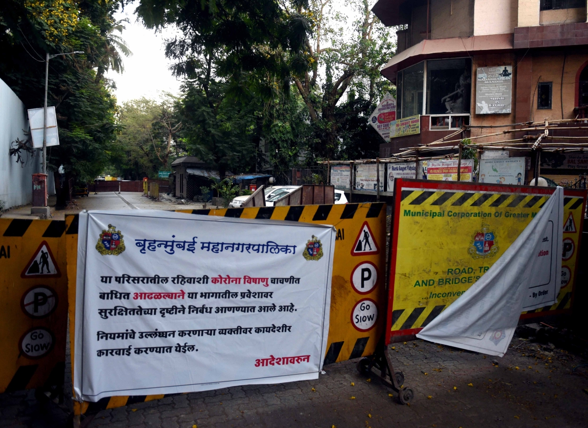 Coronavirus in Mumbai: Area around Matoshree not sealed, says BMC PRO