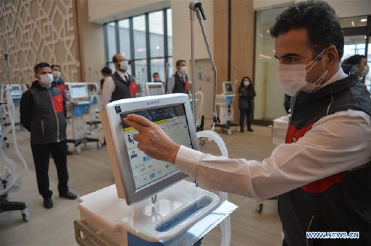 Turkey's new medical center to trace COVID-19 patients after recovery