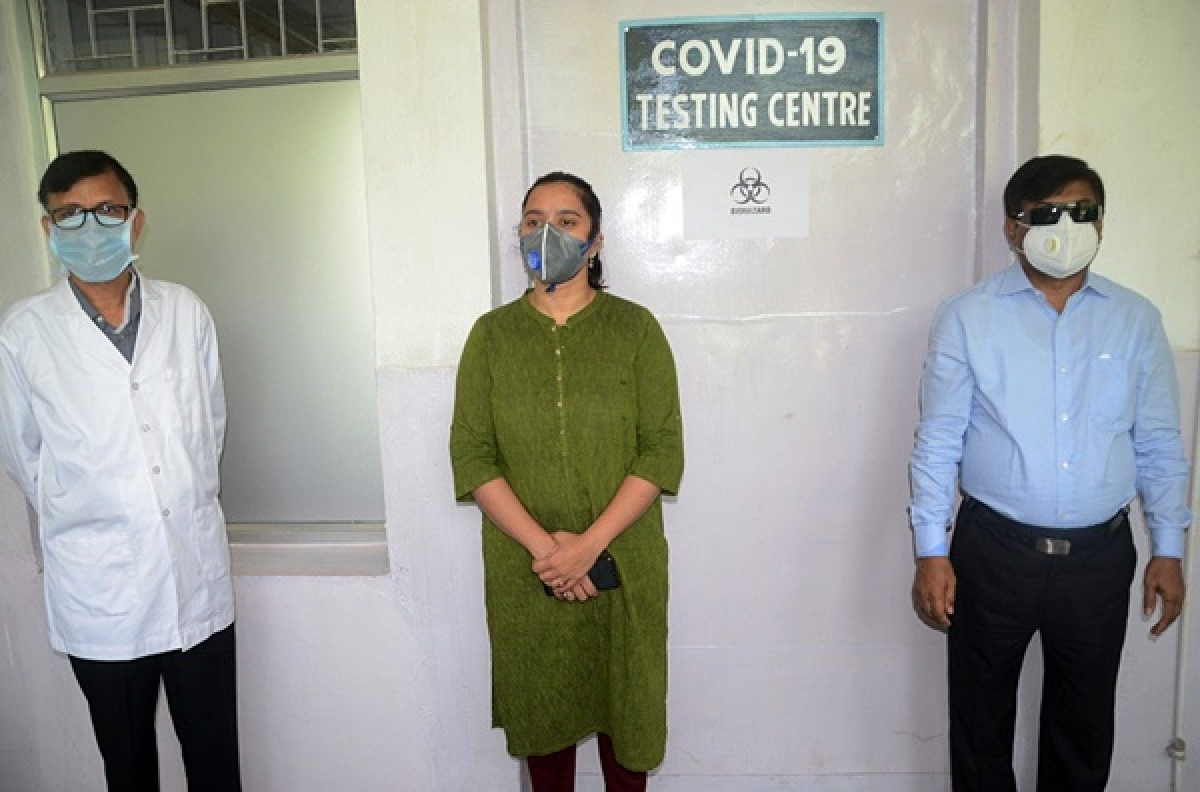 Two judges in Kolkata test positive for COVID-19