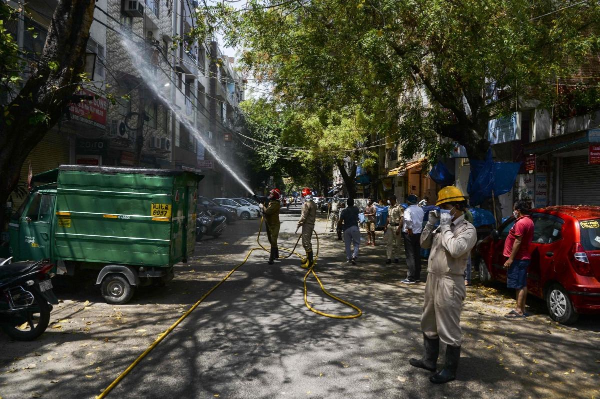 Coronavirus in India: Full list of containment zones in Delhi
