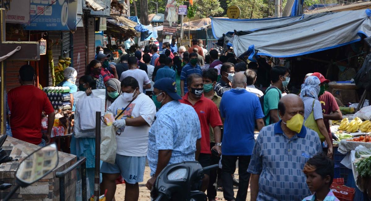 Coronavirus in Mumbai: For 5th time in 7 days, 100+ cases in city