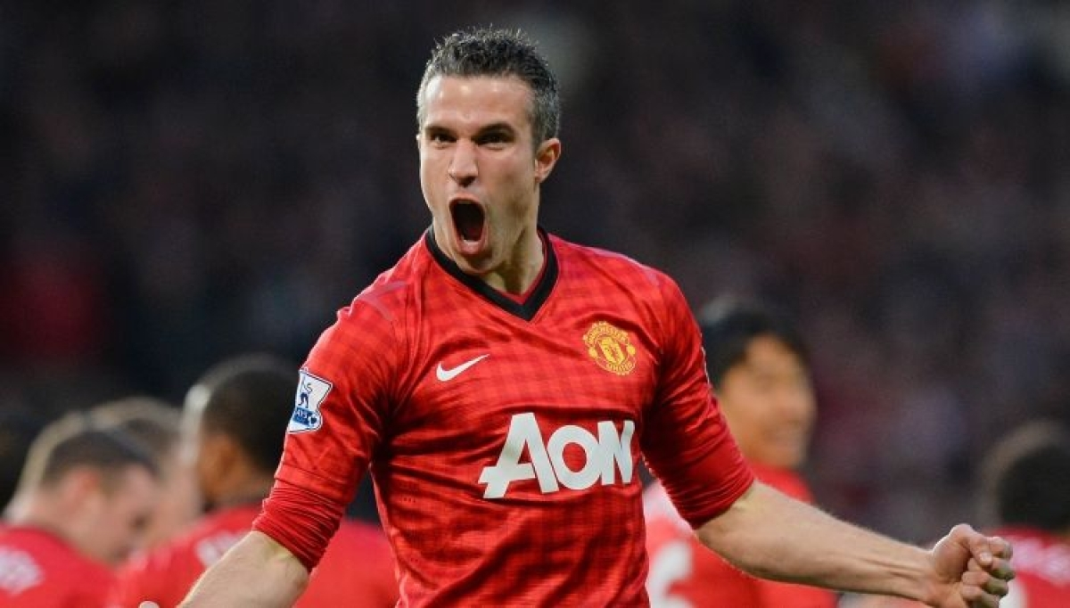 This Day That Year: Robin Van Persie's majestic volley against Aston Villa that Alex Ferguson called Goal of the Century