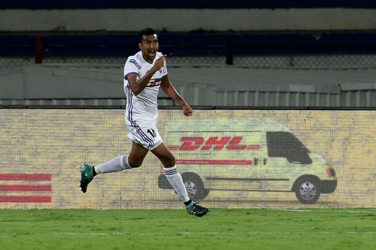 Sarthak Golui for Pune City FC