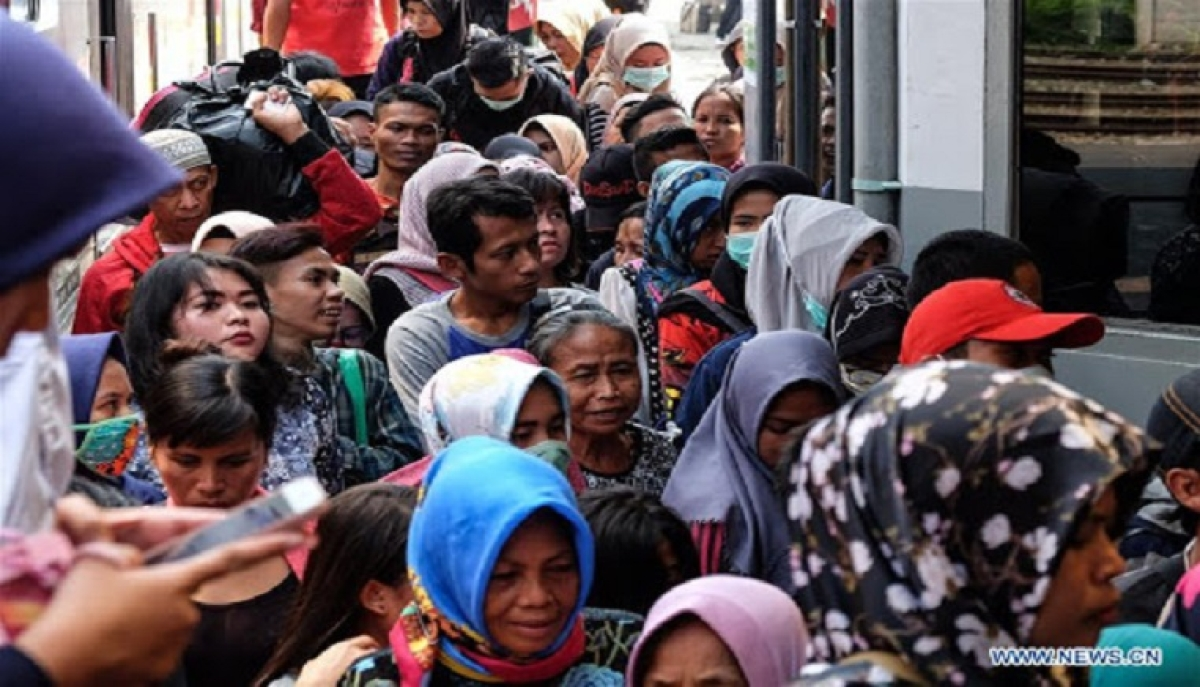 Indonesians to skip family bonding time in Eid al-Fitr amid COVID-19 outbreak