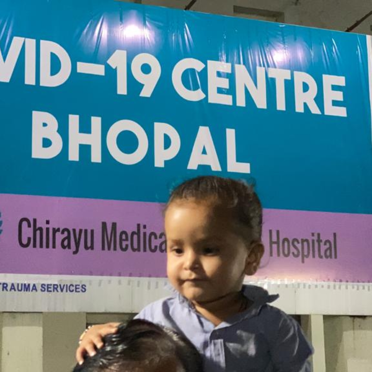 Bhopal: 18 month old child defeats coronavirus, 13 more discharged from Chirayu Hospital