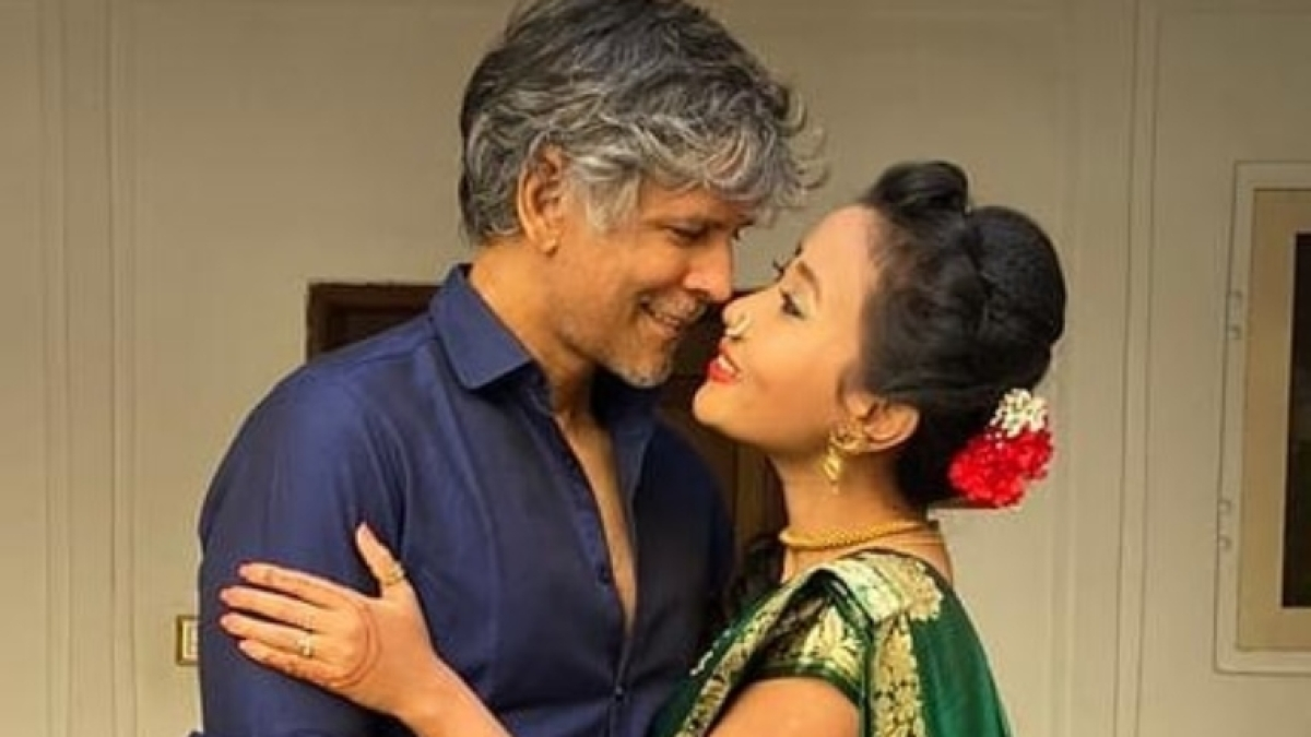 'Milind Soman says wife Ankita was 'very cool' with his sex scenes in 'Four More Shots Please!'