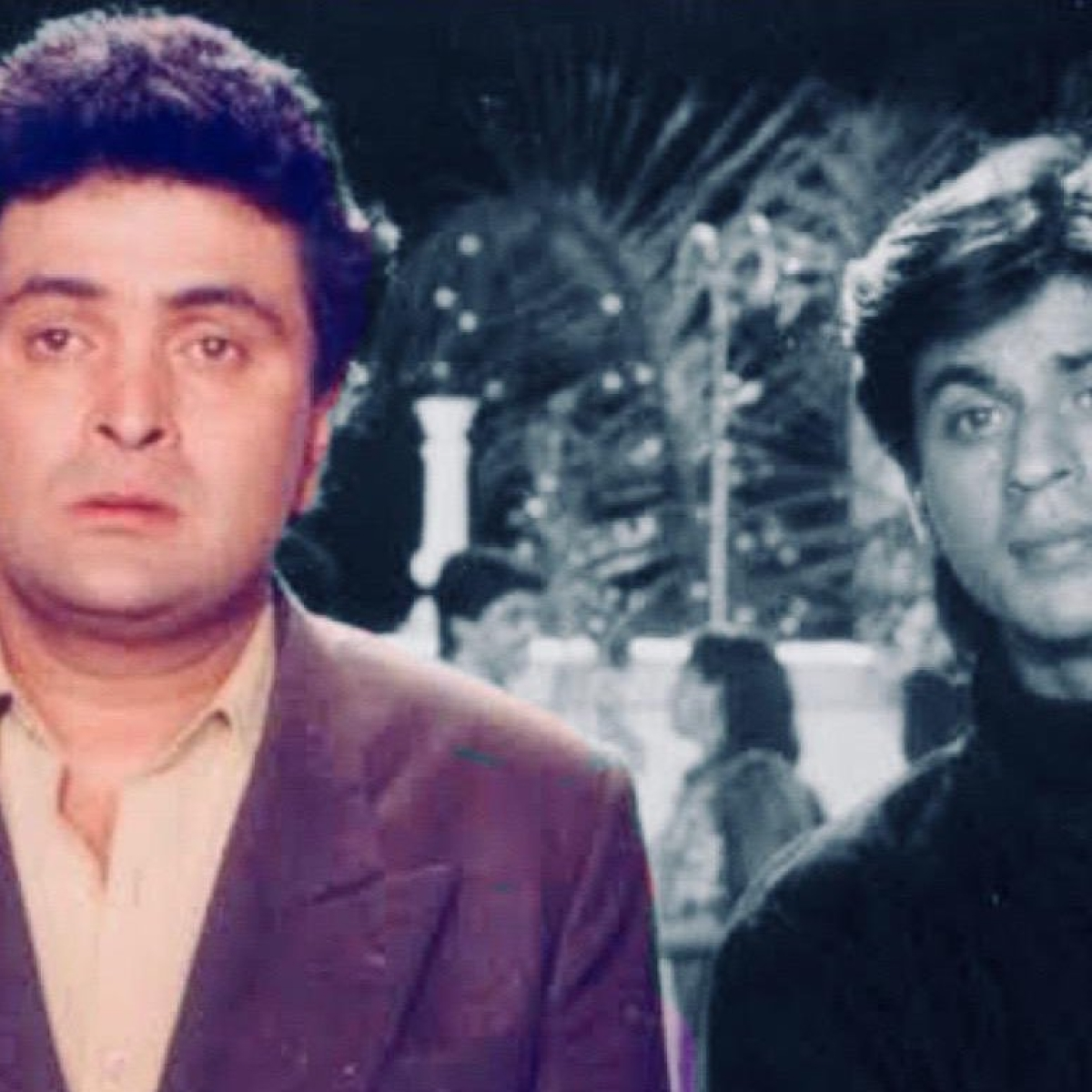 'Your Ashirwaad made me who I am today': Shah Rukh Khan pens down emotional tribute to Rishi Kapoor