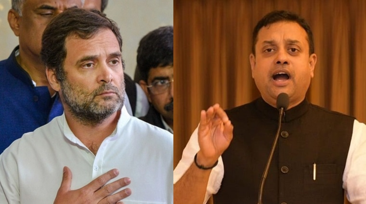'Don't behave as Tablighi Politician...': Sambit Patra has a message for Rahul Gandhi