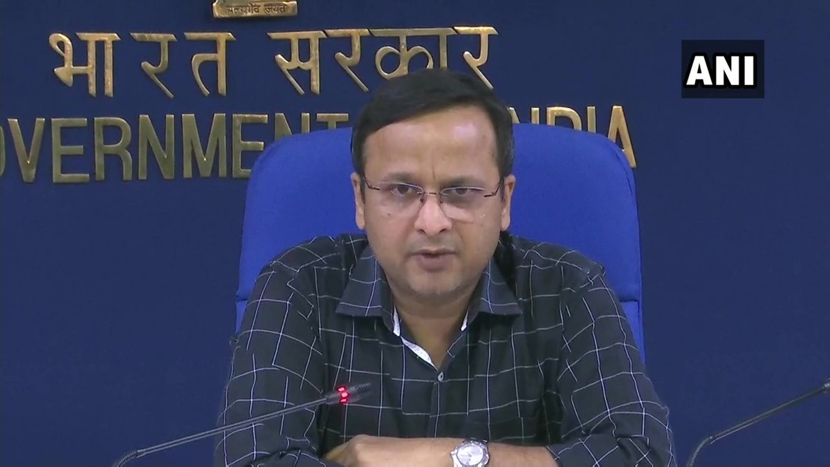 Good News: COVID-19 recovery rate in India stands at 25.19%, fatality rate is 3.2%, says Health Ministry