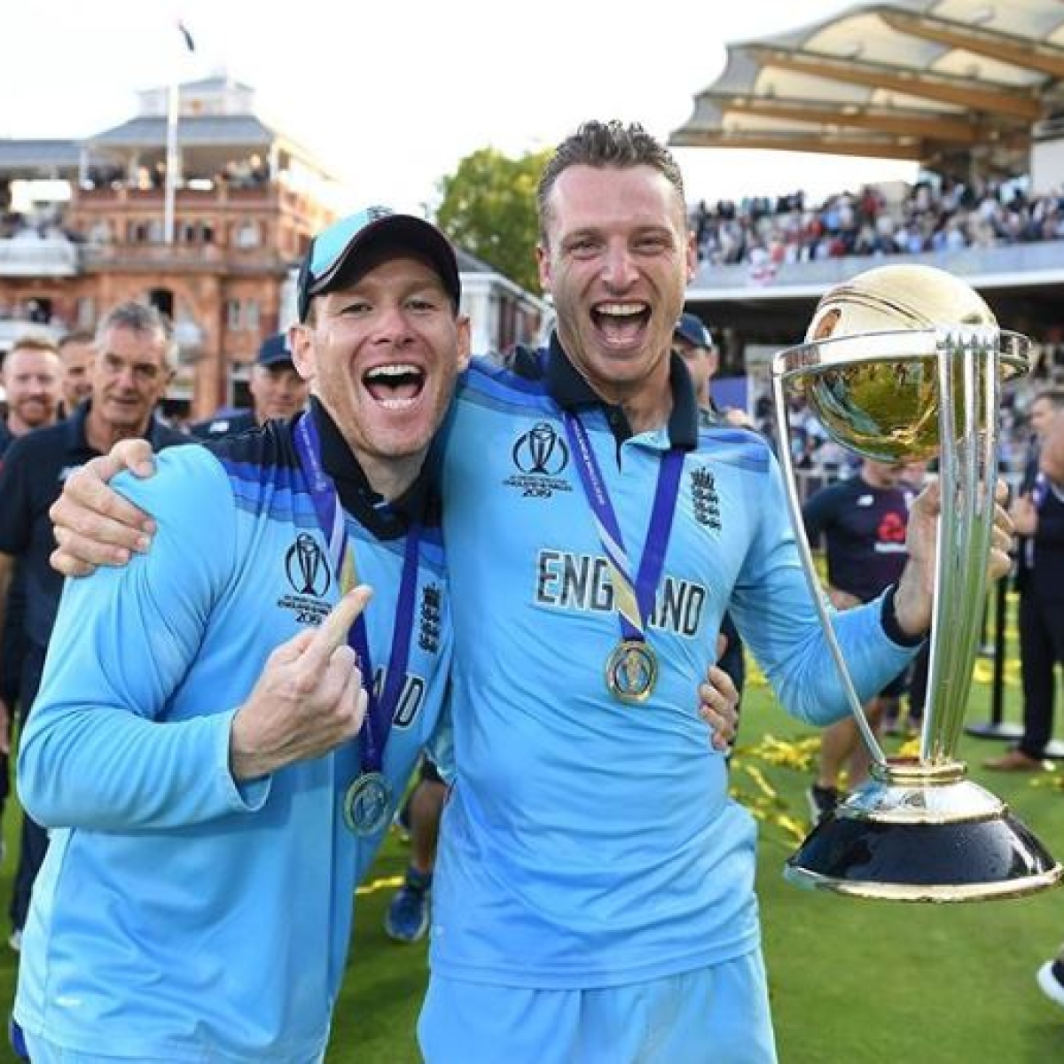 'Sir you play very good opening batting': Brendon McCullum, Eoin Morgan, and Jos Buttler's old tweets mocking Indian fans goes viral