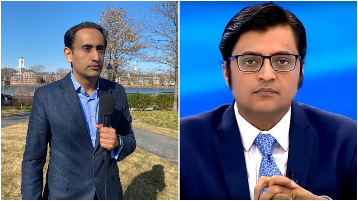 Rahul Kanwal takes dig at 'batty' Arnab without naming, claims it's a network game